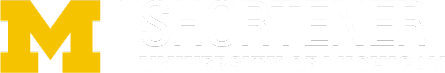 University of Michigan URL Shortener